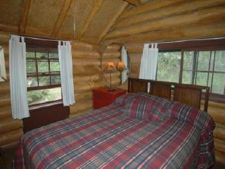 "Ranger Log Cabin  ""The Honeymoon Cabin"" - Ely vacation rentals"