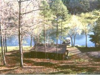 AR. Hot Springs Smith's Lakefront Cabin Getaway - Hot Springs vacation rentals
