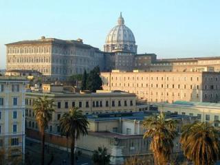 Vatican Vista - Rome vacation rentals