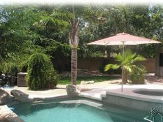Pool/Backyard - Palm Valley Villa, Luxury Vacation Retreat - Goodyear - rentals