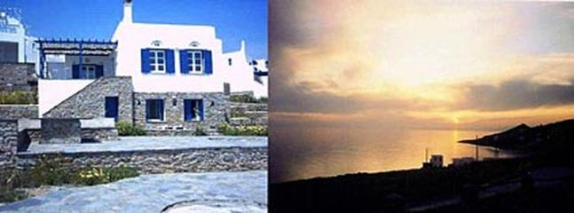Typical Greek island house in Tinos with sea view - Image 1 - Tinos - rentals