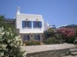 Typical Greek island house in Tinos with sea view - Tinos vacation rentals