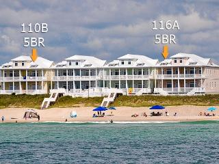 N. Shore Dr. 116A Oceanfront! | Community Pool, Elevator, Jacuzzi, Internet, Pet Friendly - Surf City vacation rentals