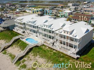 N. Shore Dr. 116A Oceanfront! | Community Pool, Elevator, Jacuzzi, Internet, Pet Friendly - Surf City vacation rentals