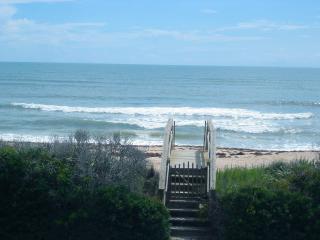 Charming Oceanfront home sleeps 8 in NewSmyrna BCH - New Smyrna Beach vacation rentals