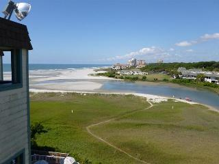 Cheap Sands Beach Club Vacation Home with a Marsh View and Balcony - Myrtle Beach SC - Myrtle Beach vacation rentals