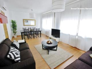 Barcelona Center 8 People Apartment - Barcelona vacation rentals