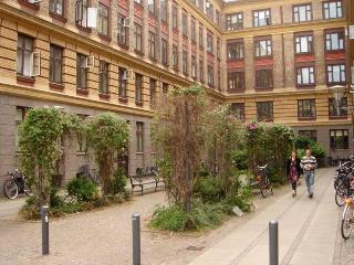 Balcony, pretty street, near central station - Copenhagen vacation rentals