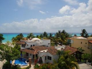 50 steps to beach 5 min. walk to downtown 5th st. - Playa del Carmen vacation rentals