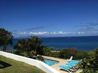 View from Upper Deck - Casa Tucepi - Isla de Vieques - rentals