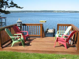Beautiful Seneca Lake - Lakefront Cottage - Seneca Falls vacation rentals