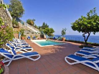 Villa Stella - Magnificent 2 level villa with spacious terraces with pool - Amalfi Coast vacation rentals