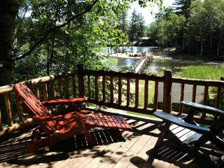 Cozy 3 bedroom Chalet in Minerva with Deck - Minerva vacation rentals