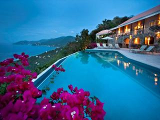 St. Bernard's Hill House at St. Bernard's Hill, Belmont, West End Tortola - Ocean View, Pool, Tropic - Belmont vacation rentals