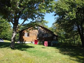 3 BR Cabin - sleeping porch lake trails playground - Mount Holly vacation rentals