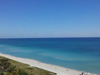15th floor Luxury Oceanfront Condo With Balcony - Surfside vacation rentals