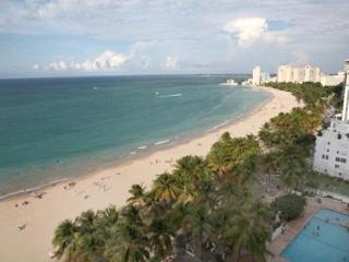San Juan, Puerto Rico, Isla Verde Beachfront Condo - Carolina vacation rentals