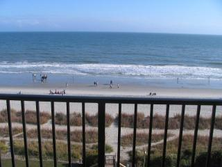 New 2 BR Oceanfront Condo3 FLAT SCREENS/BOOK 2013 - Pigeon Forge vacation rentals