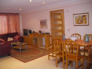 Ample,comfortable apartment. Central Valencia.Wifi - Valencia vacation rentals