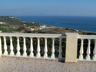 Spacious house with spectacular views of the sea! - Gythion vacation rentals