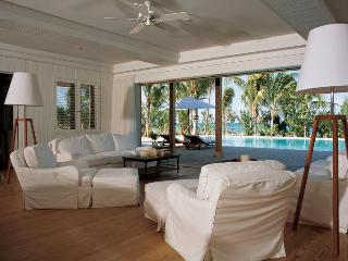 Luxury 11 bedroom Turks and Caicos villa. Total privacy! - Parrot Cay vacation rentals