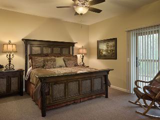 Brand New Luxury Cabin-- Rent as 2, 4 or 6 bedroom - Crossville vacation rentals
