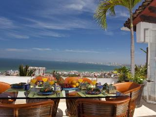 CASA LOUISA, 3Bed/3Bath Spectacular Condo & Views - Puerto Vallarta vacation rentals