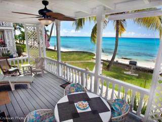 SeaBreeze Getaway - A Reasonable Oceanfront Condo - Saint Croix vacation rentals