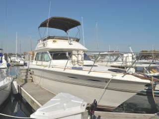 Pier Gold - B & B Boatel - For Chicago get-a-ways - Chicago vacation rentals
