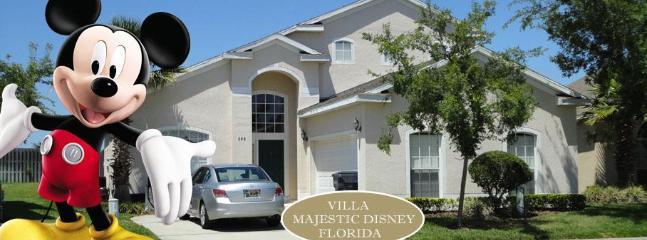 Villa 12 guests w/pool - 6bedr/4ba (Orlando)/Wifi - Image 1 - Davenport - rentals