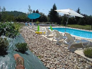 Nonnie, Lot et Garonne, France 2 bedroom gite - Montpezat d'Agenais vacation rentals