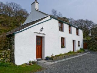 UNDERCRAGG, Grade II listed, open fire, superb views, in Seathwaite hamlet, Ref 12134 - Cumbria vacation rentals