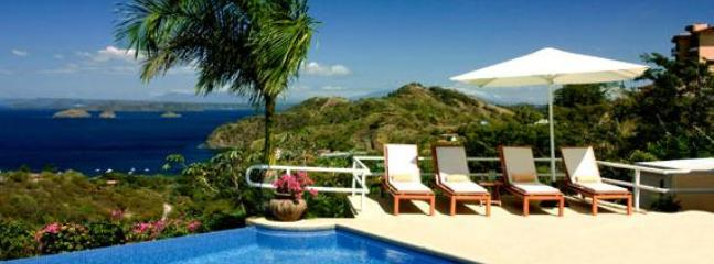 Stunning all-inclusive 5-bedroom ocean view villa - Image 1 - Playa Ocotal - rentals
