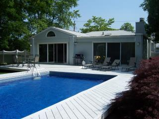 3BR/2BA- Private Heated Pool Steps to Moriches Bay - East Quogue vacation rentals
