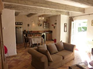 Charming Stone Built Condo, Near St R - Le Paradou vacation rentals