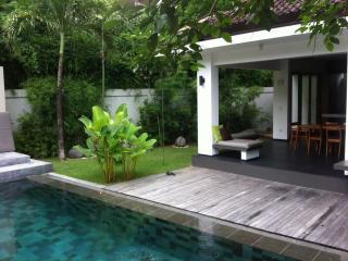 NATURA VILLA Seminyak Luxury Stylish -3 BDR-pool - Seminyak vacation rentals