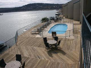 Waterfront Condo with Boat Slip and Lake Travis Views - Spicewood vacation rentals