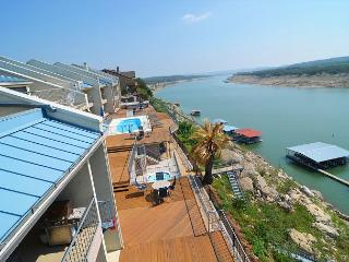Beautiful Waterfront Condo with Deep Water Boat Slip - Spicewood vacation rentals