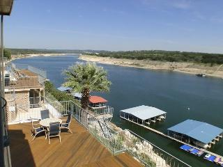 Condo Overlooking Lake Travis ~ Covered Parking and Boat Slip - Spicewood vacation rentals