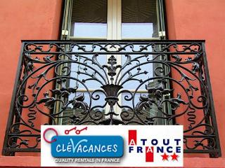 Perpignan Centre WIFI, TV, Central, Quiet, Clean - Millas vacation rentals