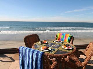 10br oceanfront home, rooftop decks, private spas, A/C Equipped - Oceanside vacation rentals