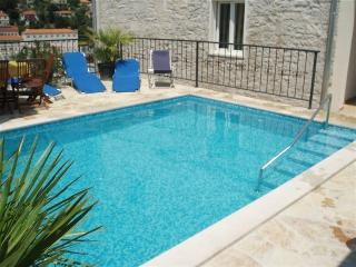 Romantic, family villa maid/pool - Brac vacation rentals