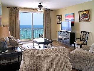 Beautiful Beachfront 5th Floor Condo for 8, Open Week of 4/25 - Panama City Beach vacation rentals