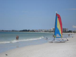 Siesta Key private beach access - Siesta Key vacation rentals