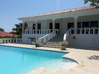 Beautiful ocean view villa close to town - Sosua vacation rentals