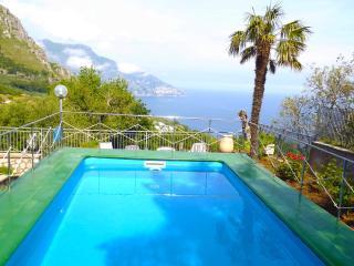 Ground floor Villa between Sorrento and Amalfi - Piano di Sorrento vacation rentals