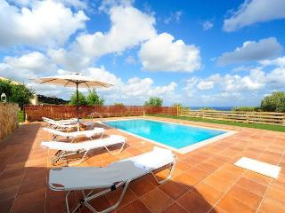 Cosy Villa with pool overlooking the Agean Sea - Rethymnon Prefecture vacation rentals