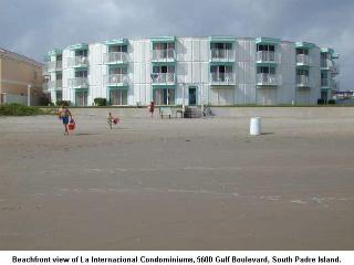La Internacional #211 - 86 Steps to the Beach - South Padre Island vacation rentals