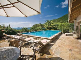 Sea Fans at Mahoe Bay, Virgin Gorda - Beachfront, Pool, Lush Tropical Gardens - Mahoe Bay vacation rentals