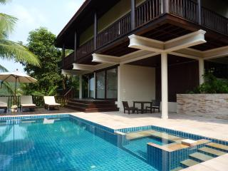 Impressive detached villa in beautiful grounds - Koh Phangan vacation rentals